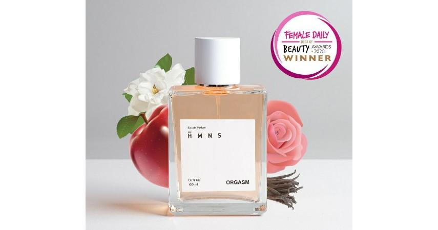 HMNS – Orgasm - Rekomendasi Parfum Lokal Terbaik 2021