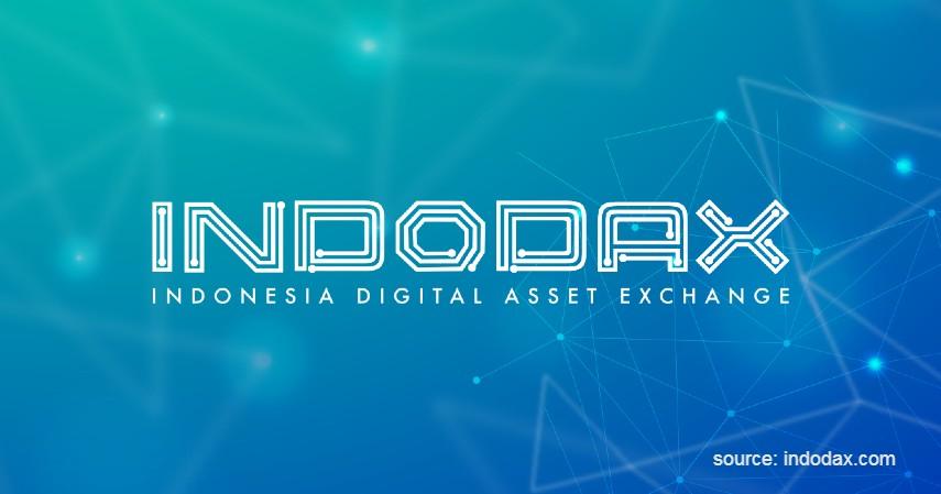 Indodax - Daftar Broker Bitcoin Berizin Bappebti