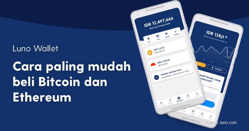 Luno - Daftar Broker Bitcoin Berizin Bappebti