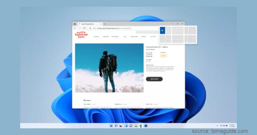 Multi Monitor - Fitur Terbaru Windows 11