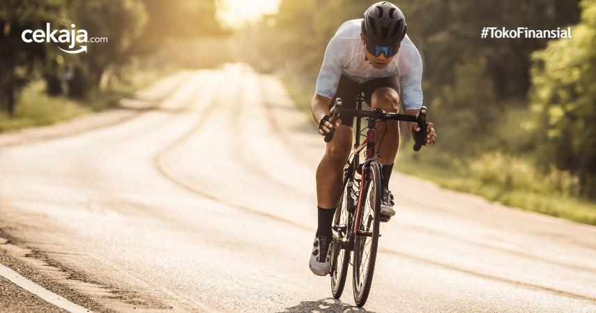 Aturan dan Sanksi untuk Pesepeda yang Melanggar Jalur, Hati-hati Penjara 14 Hari