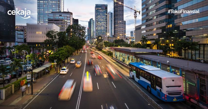 5 Daftar Fasilitas Umum Terbaru di Jakarta di HUT Ke-494