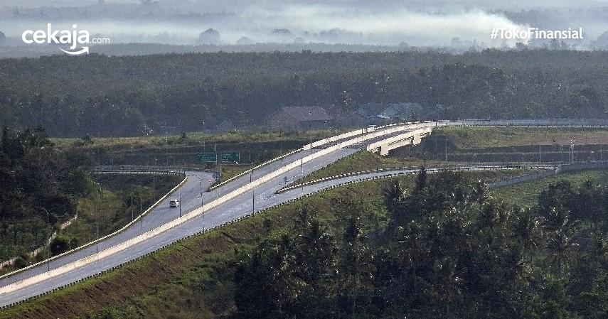 10 Jalan Tol Terpanjang di Indonesia, Ada yang Jaraknya Capai 189 KM