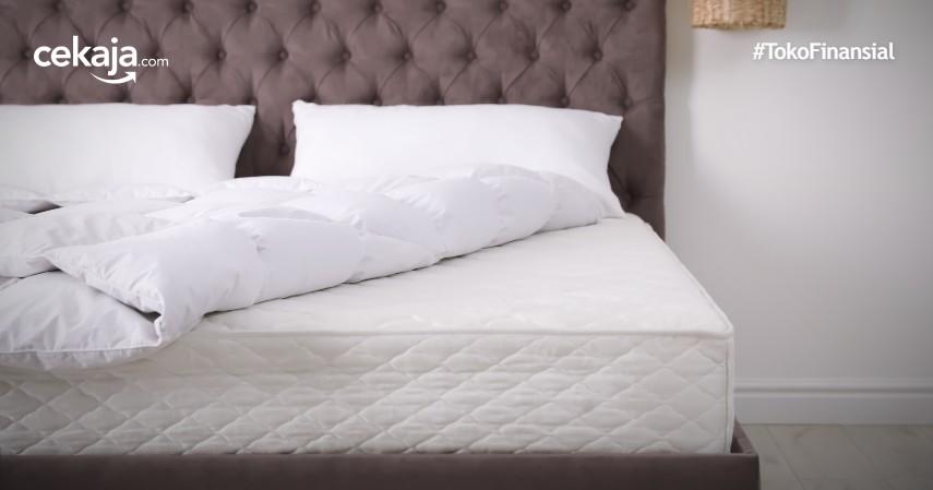 Lebih Baik Kasur Busa atau Spring Bed? Yuk, Ketahui Dulu Kelebihan dan Kekurangannya