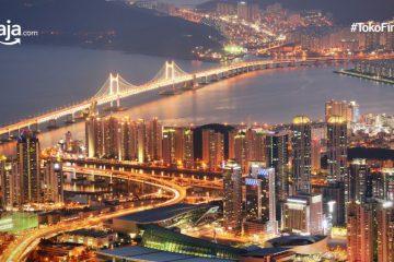 7 Tips Liburan Hemat ke Korea Selatan Pakai BRI JCB Platinum
