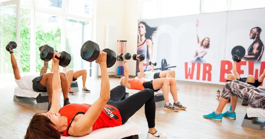 Aerobik - Olahraga untuk Penderita Kanker