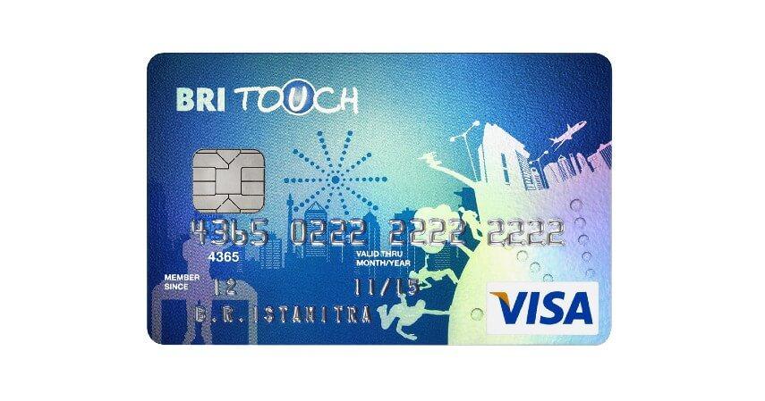 BRI Touch - 8 Produk Kartu Kredit Bank BRI Terbaik