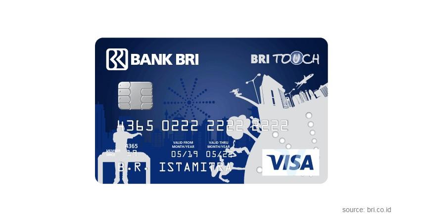 BRI Touch - Syarat Mengajukan Kartu Kredit BRI Touch (1)