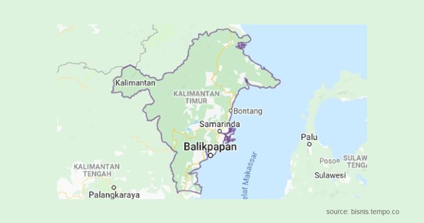 Balikpapan - Kota Terbersih di Indonesia