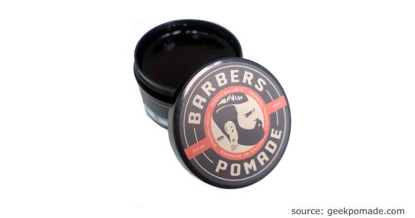 Barbers Pomade - Beaux Pomade - 8 Rekomendasi Pomade Lokal Terbaik 2021