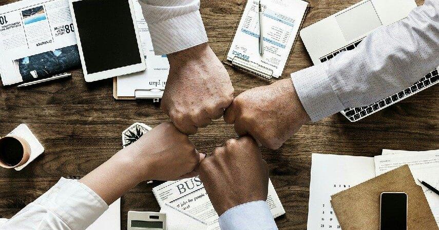 Bentuk tim - Bisnis WO Online