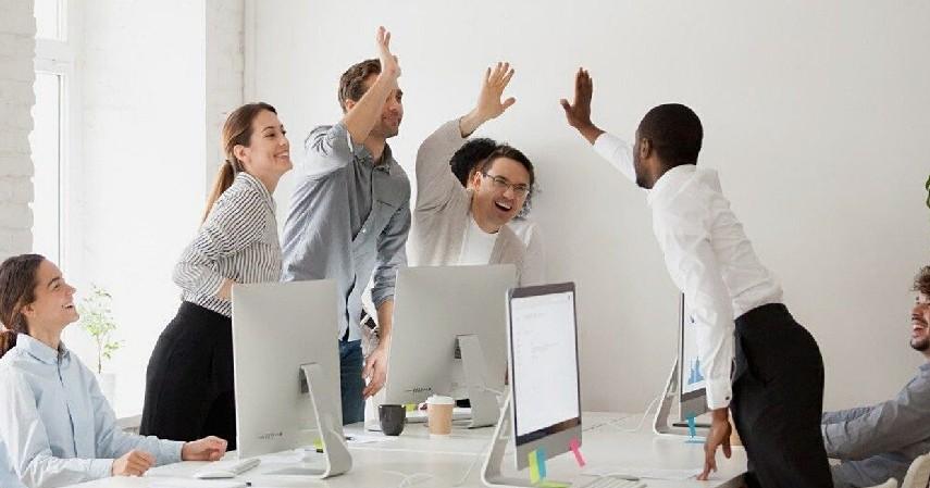 Berdiskusi - Soft Skill yang Dibutuhkan di Dunia Kerja