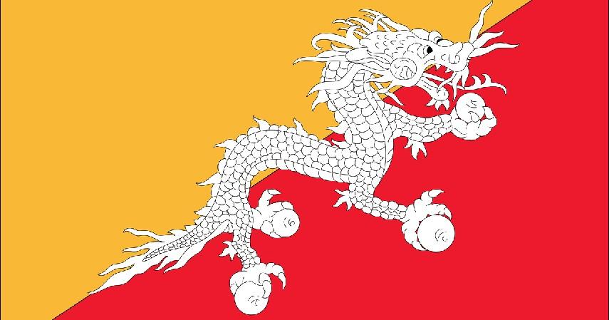 Bhutan - Negara yang Sudah Bebas Masker