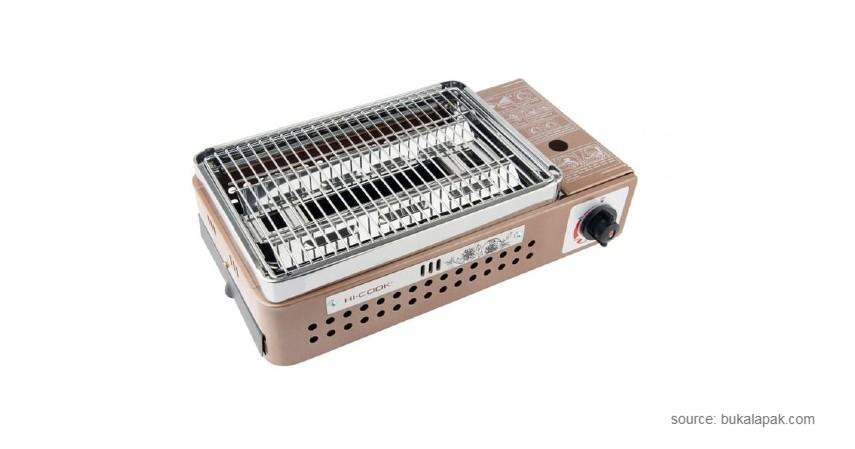 Hi-Cook Kompor Barbecue - Alat Panggang Terbaik