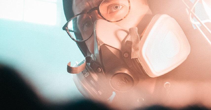Masker Reusable Facepiece Respirator - 5 Jenis Masker untuk Cegah Covid-19 dan Perbedaan Efektivitasnya