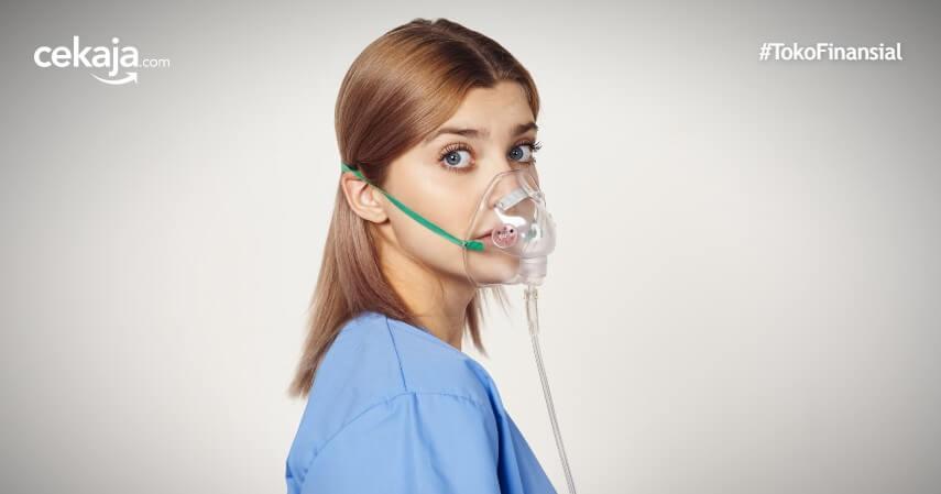 Mengenal Terapi Inhalasi Hidrogen untuk Pasien Covid beserta Manfaatnya