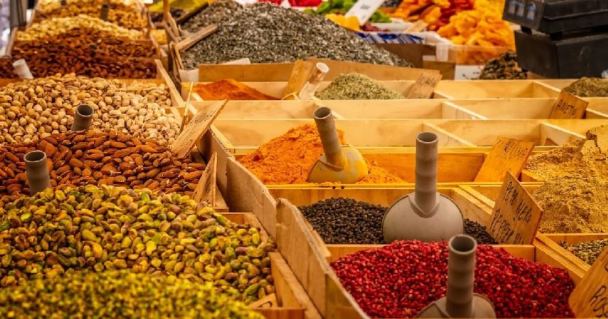 Pasar - Tips Liburan Hemat ke Korea Selatan