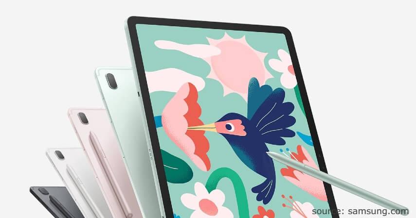 Promo Launching Samsung Galaxy Tab S7 FE - Daftar Promo Kartu Kredit BRI Bulan Juli 2021