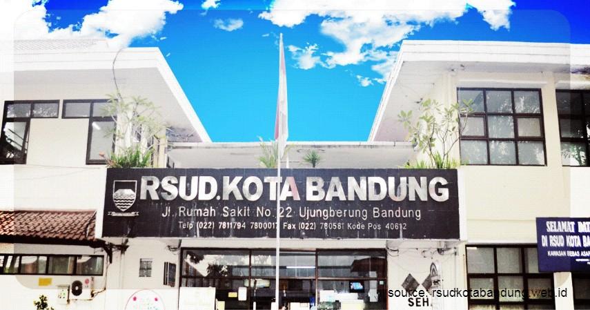 RSUD Kota Bandung - Lokasi Vaksin di Bandung Kota dan Kabupaten
