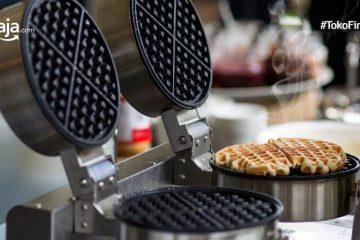 10 Rekomendasi Waffle Maker Terbaik Beserta Harganya