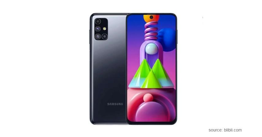 Samsung Galaxy M51 - Smartphone Paling Laris di Indonesia 2021