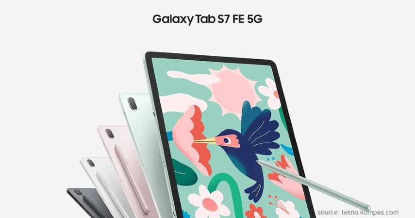 Samsung Galaxy Tab - Promo Kartu Kredit BRI Agustus 2021