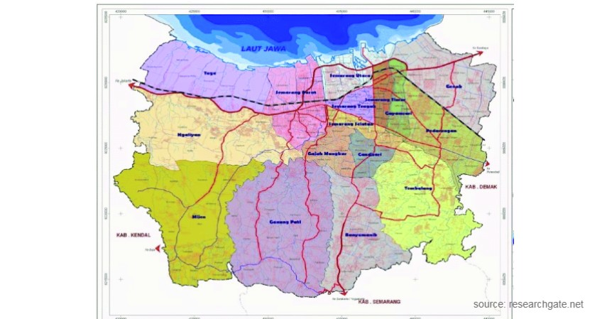 Semarang - Kota Terbersih di Indonesia