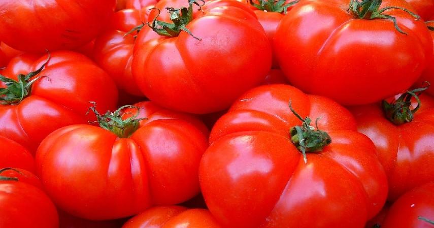 Tomat - Cara Menghilangkan Bruntusan