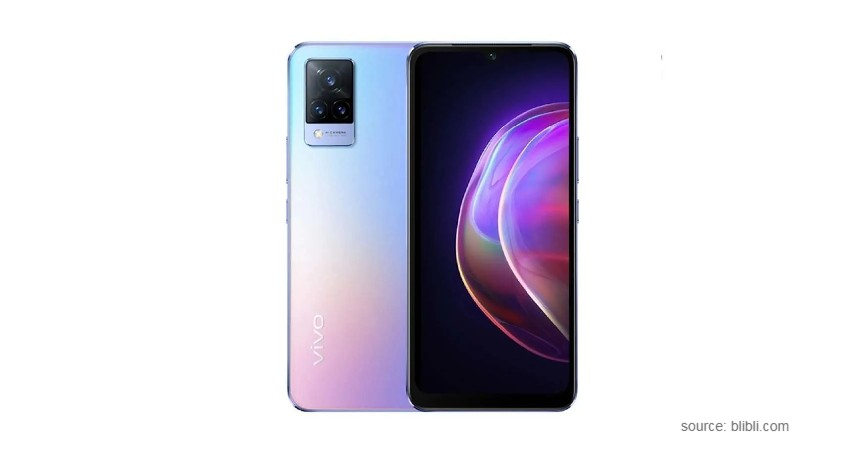 Vivo V21 5G - Smartphone Paling Laris di Indonesia 2021