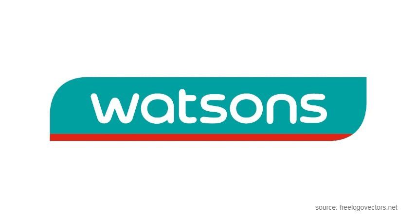 Watsons - Promo Kartu Kredit BRI Agustus 2021