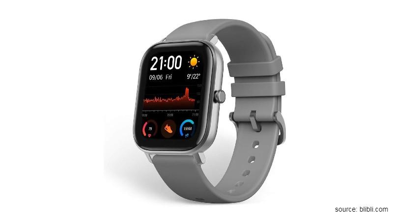 Xiaomi Amazfit GTS - Fitur Canggih Xiaomi Smartwatch
