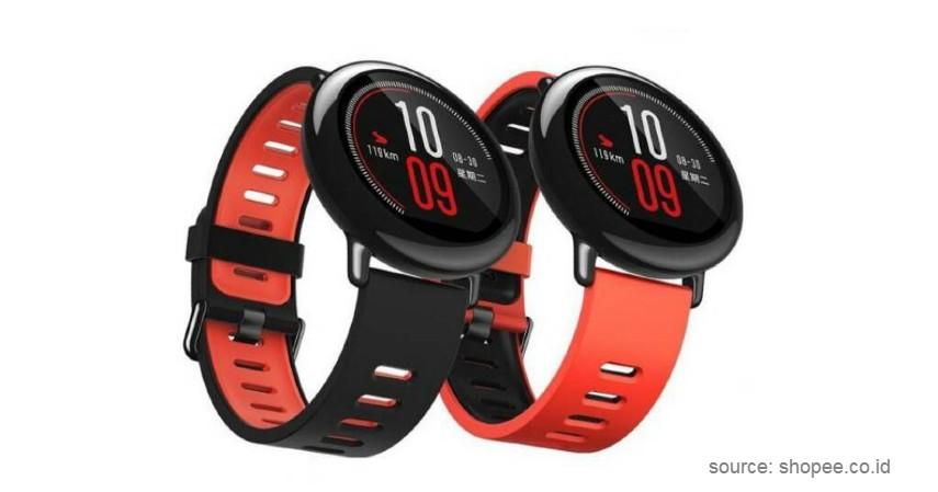 Xiaomi Amazfit Pace - Fitur Canggih Xiaomi Smartwatch