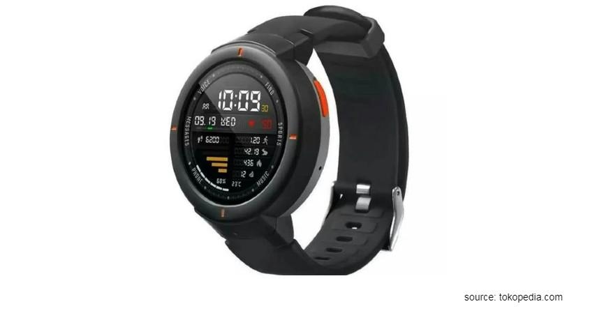 Xiaomi Amazfit Verge - Fitur Canggih Xiaomi Smartwatch
