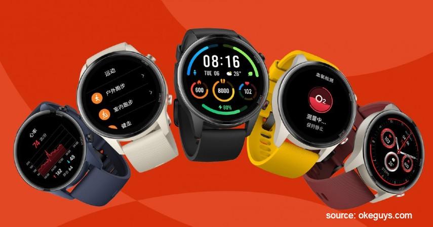 Xiaomi Mi Watch - Fitur Canggih Xiaomi Smartwatch