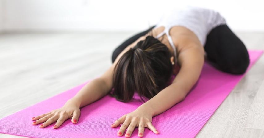 Yoga - Olahraga untuk Penderita Kanker