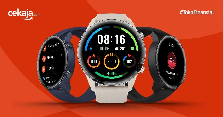 Kelebihan dan Kekurangan Xiaomi Mi Watch, Smartwatch Canggih Harga Terjangkau