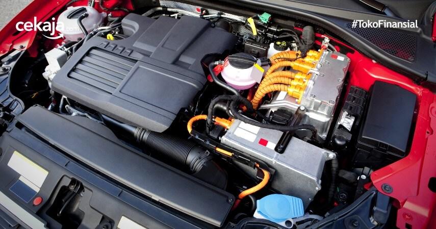 Keunggulan Mesin Hybrid pada Mobil