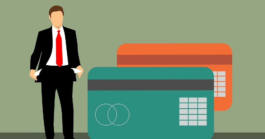 kredit macet - Tips Gesek Tunai dengan Kartu Kredit