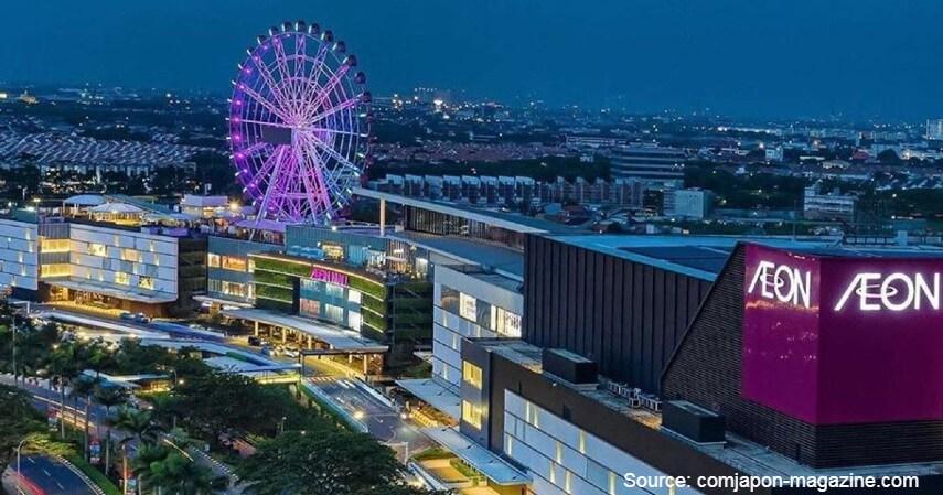 AEON Mall Jakarta Garden City - 10 Daftar Mall Terbesar di Jakarta dengan Fasilitas Lengkap