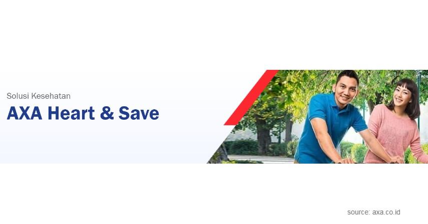 AXA Heart & Save - Asuransi Kesehatan AXA