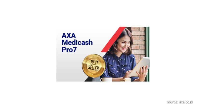 AXA Medicash Pro Seven - Asuransi Kesehatan AXA