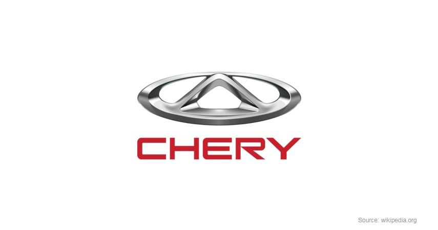 Chery - Merk Mobil Listrik Asal China