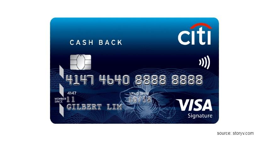 Citi Cash Back Card - Citibank Bring The Smartwatch