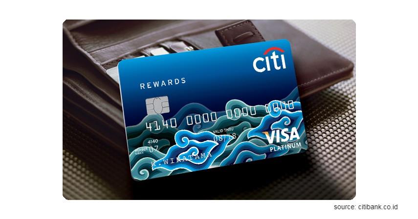 Citi Reward Card - Citibank Bring The Smartwatch