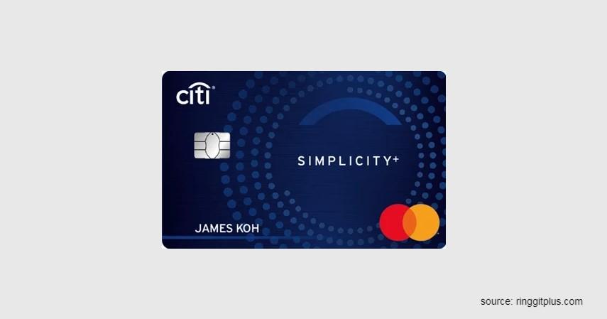 Citi Simplicity+ Card - Citibank Bring The Smartwatch