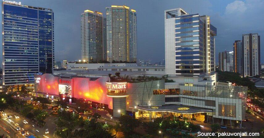 Gandaria City - 10 Daftar Mall Terbesar di Jakarta dengan Fasilitas Lengkap