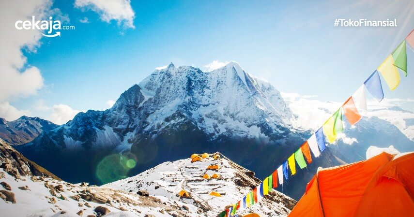 10 Gunung Tertinggi di Dunia, Posisi Pertama Ada Everest dari Asia