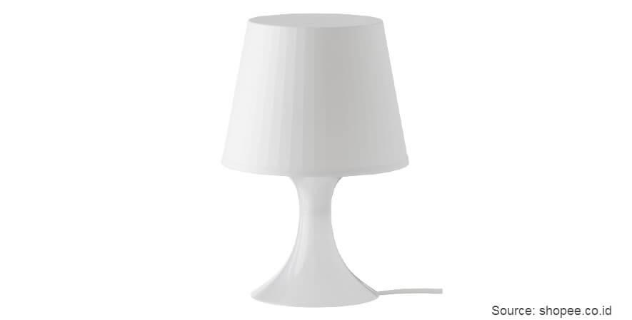 Lampan by IKEA - 10 Rekomendasi Lampu Tidur Terbaik Desain Unik Harga Terjangkau