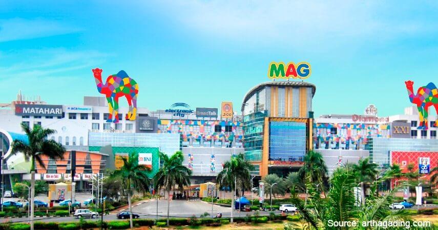 Mall Artha Gading - 10 Daftar Mall Terbesar di Jakarta dengan Fasilitas Lengkap