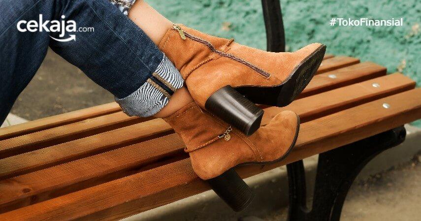 10 Merk Sepatu Boots Wanita Paling Favorit, Bikin Penampilan Makin Stylish